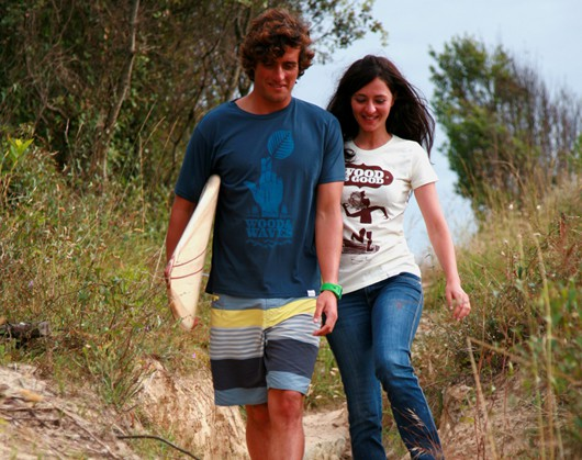 ethical surfwear organic cotton fair trade